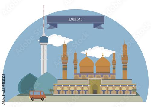Fotografija  Baghdad, Iraq