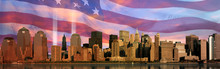 Digital Composite: Manhattan S...