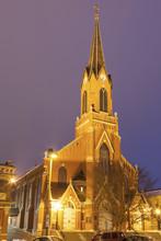 St. Peter's Church In Jefferson City, Missouri