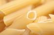 raw pasta closeup