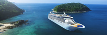 3d Cruise Ship Vacation Holida...