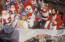Christmas Yard Decorations, Mi...