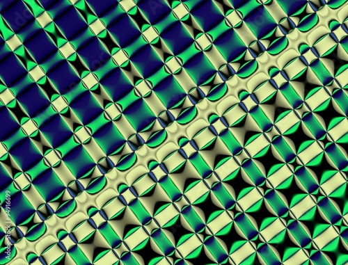 Geometrical background. Collection - cells. Artwork for creative