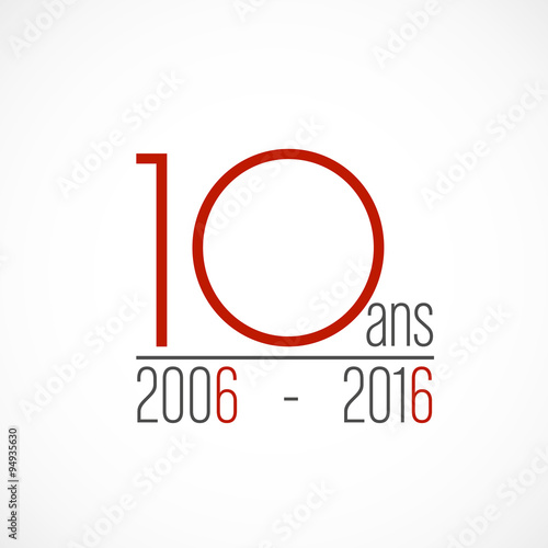 10 ans Poster