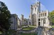 Kloster Jumieges, Blick auf den ehemaligen Altarraum