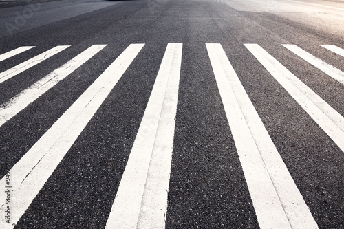 Foto Zebra crossing