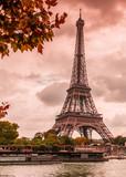 Fototapeta Wieża Eiffla - Tour Eiffel à Paris