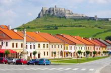 Spis Castle And Spisske Podhra...