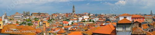 Foto op Aluminium Palermo Panoramic view of Porto