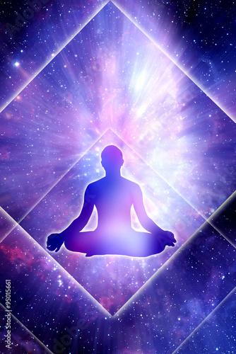 Photo  Spiritual energy