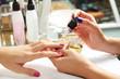 Nails top coat finishing vernis after nail polish