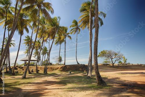 Plage de Cayenne-Guyane