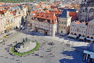 Old Market in Prague