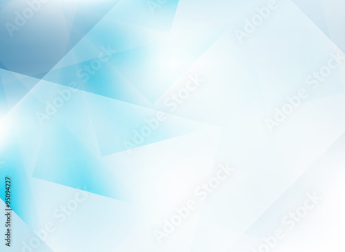 blue sky abstract background pastel vector illustration ai Wallpaper Mural