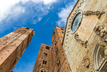 Albenga Cathedral-Albenga,Savona,Liguria,Italy