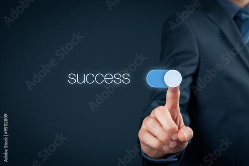 Fototapeta Success in business