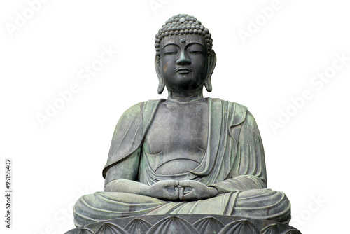 Foto op Plexiglas Boeddha The Great Buddha Daibutsu in Japan