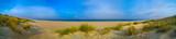 Fototapeta Fototapety z morzem - Panorama morze o wschodzie słońca