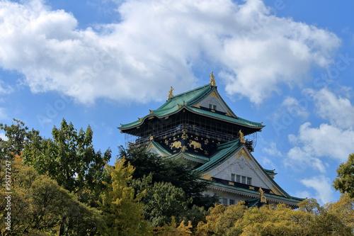 Foto op Plexiglas Japan 大阪城公園