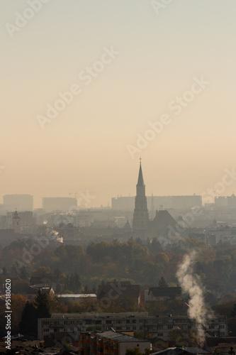 Poster Cracovie City of Cluj-Napoca