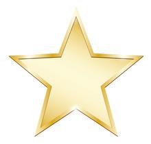 Single Gold Star