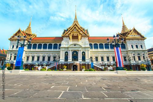 Tuinposter Bangkok Grand Palace of Thailand, Bangkok.