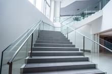 Empty Modern Office Building I...