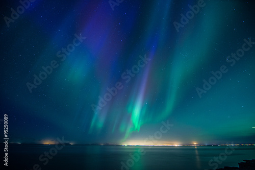 Photo  Iceland Aurora Borealis4