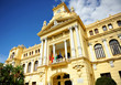City Hall of Malaga, Andalusia, Spain