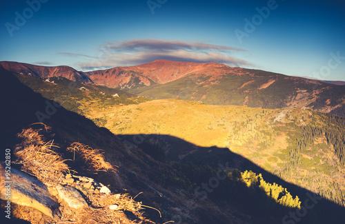 beautiful mountains landscape #95262850