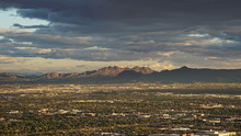 View Of Las Vegas From The Str...