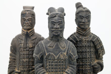Chinese Terracotta Army Figurines - Landscape