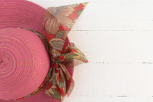 Pretty Straw Hat