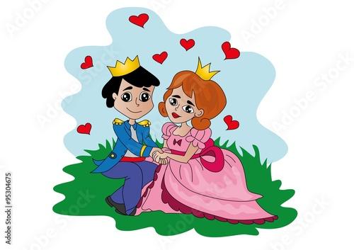 zamek,koń,księżniczka,książę