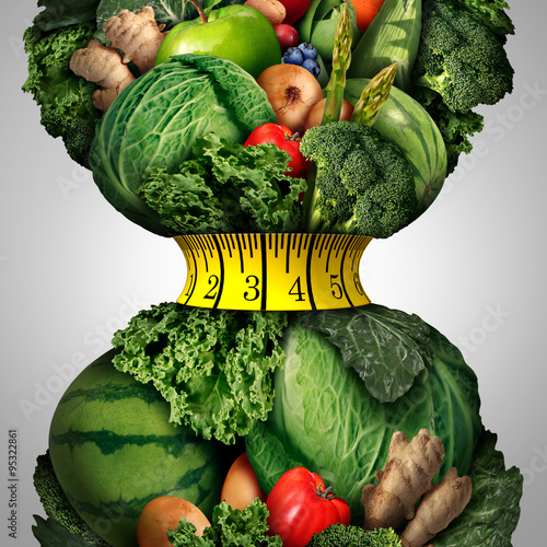 Healthy Weight Loss Diet - 95322861