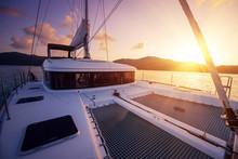Beautiful View To Catamaran In...