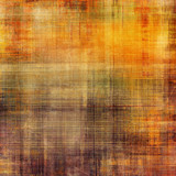 Old vintage background with retro-style elements and different color patterns: yellow (beige); brown; purple (violet); red (orange)