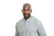 canvas print picture - Handsome black man portrait