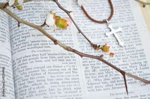 Cuadros en Lienzo The Cross of Jesus