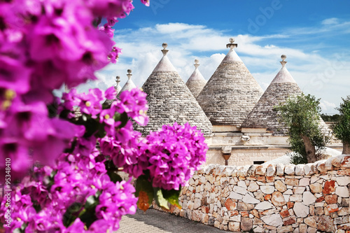 Photo Trulli houses