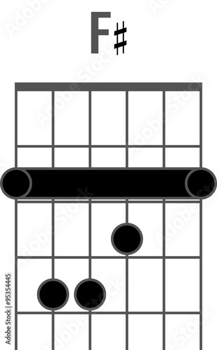 Barre F Sharp Chord Diagram - Circuit Connection Diagram •