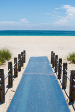 Beach Access Walkway