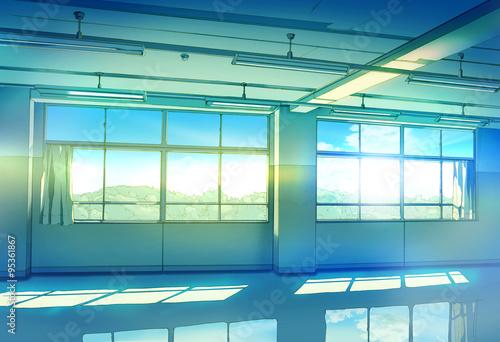学園生活-教室 - 95361867