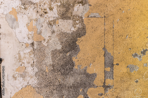 Canvas Prints Old dirty textured wall Grunge concrete wall