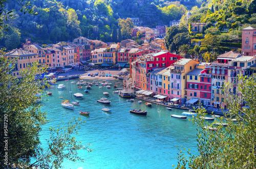Fototapety, obrazy: Portofino, Italy