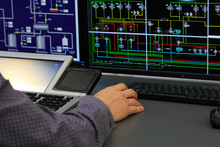 System Control Room