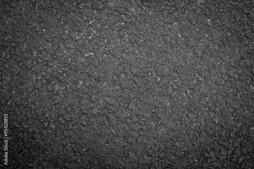 Tuinposter Stenen background texture of rough asphalt