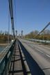 Loiret, the bridge of Chatillon sur Loire