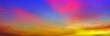 Leinwandbild Motiv textur cloud sunset sky background
