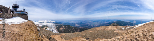 Fototapeta Śnieżka, góry, Karpacz obraz